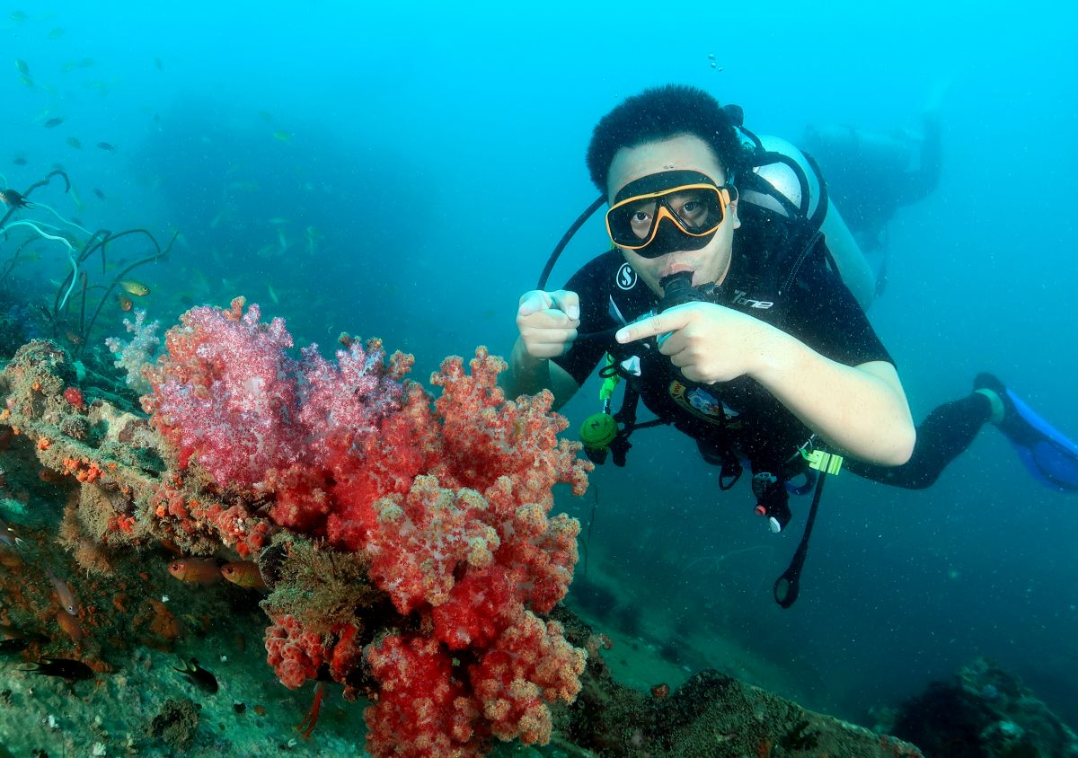 Best Scuba Diving Company in Phuket